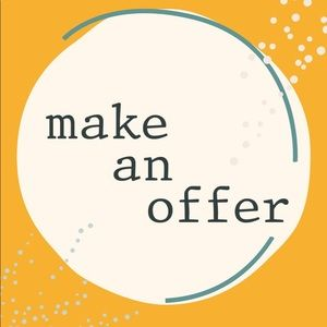 Make an offer or bundle items to save!